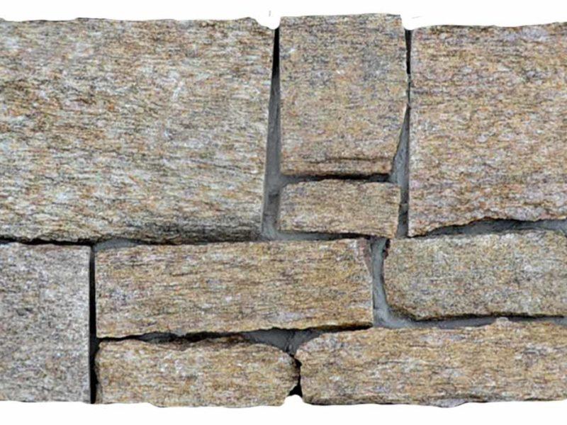 """Serie: Petra  Famille: RevÊtement de pierre naturelle et de brique  Format: 20 x 55 cm (8""""x22"""" )  Couleur: Beige"""
