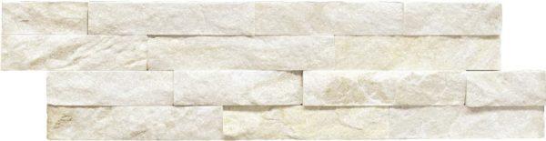 """Serie: Fachaleta Famille: RevÊtement de pierre naturelle et de brique Format: 15 x 55 cm (6""""x22"""" ) Couleur: Beige"""