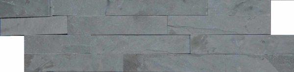 """Serie: Fachaleta Famille: RevÊtement de pierre naturelle et de brique Format: 15 x 55 cm (6""""x22"""" ) Couleur: Gris"""