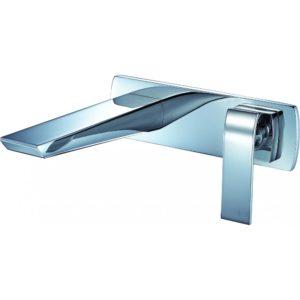 Cartouche Kérox Ø 35 mm Brise-jet Finition chromée ou blanc/chromé