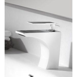 Cartouche Kérox Ø 35 mm Brise-jet Flexibles d'alimentation inox Livré avec vidage en laiton Finition chromée ou blanc/chromé